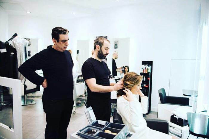 Roger hamoui salon de coiffure haut de gamme paris 16 for Salon de coiffure paris 16