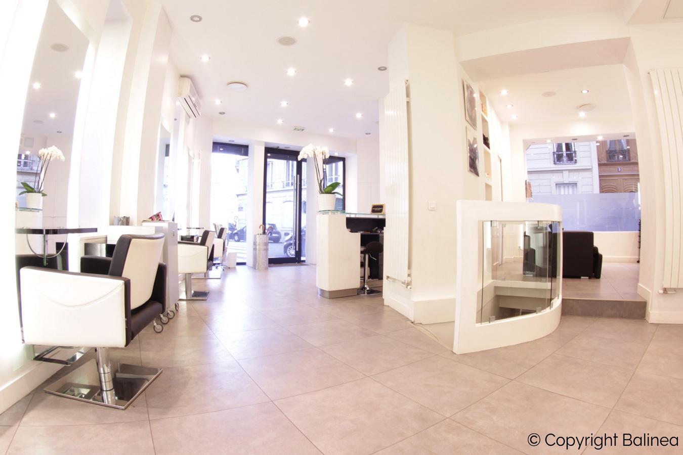 Salon Coiffeur Paris Roger Hamoui